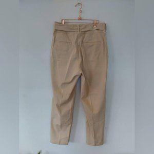Massimo Dutti Pants & Jumpsuits - Massimo Dutti High Waist Tie Front Trouser Pants